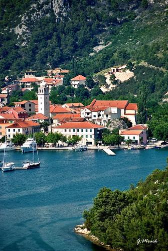 Skradin - Croácia por Generoso Mrack.