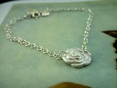 Rose Bracelet (bbel-uk) Tags: flower rose silver jewellery bracelet jewelery bbel