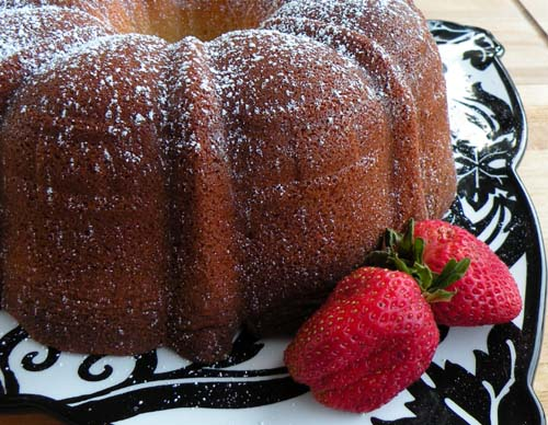 Italian Pound Cake Laura Vitale