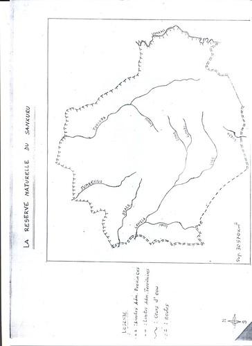 map accompanying statute
