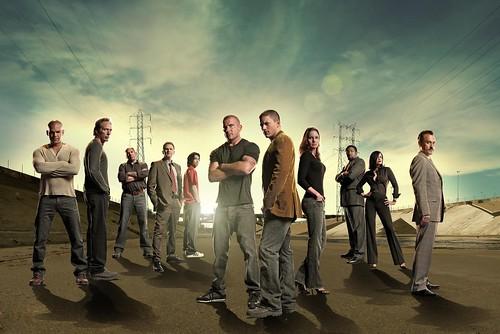Prison Break seria 4 Trailer
