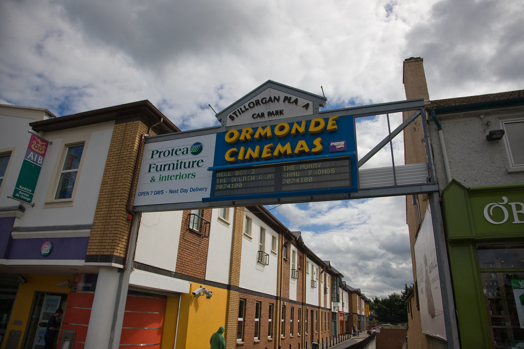 The Famous Ormond Cinema