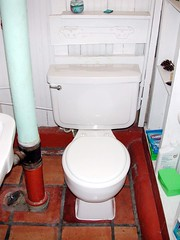 Toilet Flanges: Leaks cause Damage