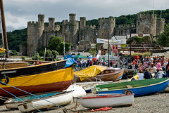 Conwy Harbour (rosskevin756) Tags: walse coastuk