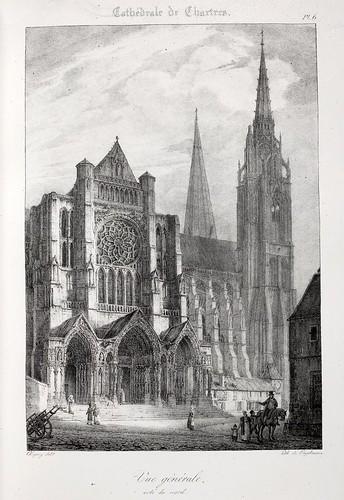 Chartres05- Vista generla lado norte