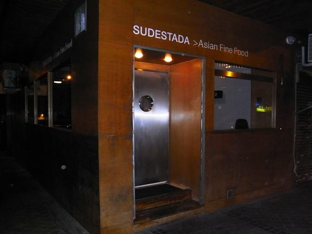 Fachada del Restaurante Sudestada