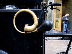 Espressomandens Bike Horn