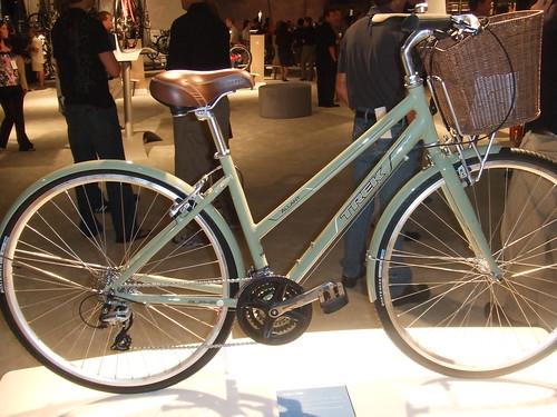 Trek City And Commuter Bikes For 2009 Bikeshophub Com