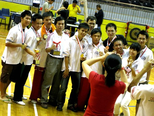 National WuShu Competition 2008
