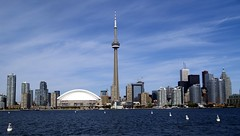_9114269.JPG (Julie, Dave & Family) Tags: city lake toronto ontario canada skyline day cntower clear skydome rogerscentre projectweather