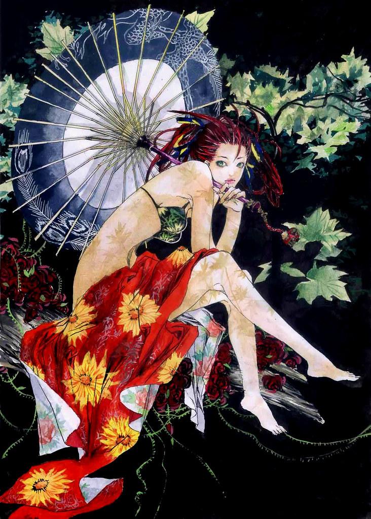 Hu Jingxuan/Pinkjellyo portfolio