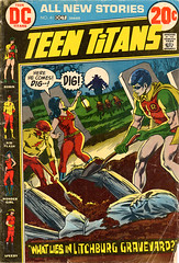 Teen Titans 41 (by senses working overtime)