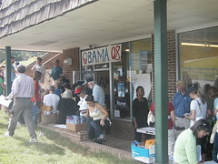 Dumfries, VA Obama HQ