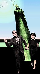 Attack of the giant zucchini