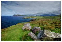 Sybil Point (Janek Kloss) Tags: ocean ireland point foto shot image photos head dingle hans tourist irland eire kerry fotka sybil fotografia peninsula 2008 attraction zdjecia irlanda kloss ierland janek clogher j23 zdjecie fotki irlandia seson   hwdp lirlande platinumphoto fotosy   moli516