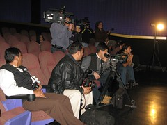 """Conferencia de Prensa """"Vidas Paralelas"""""""