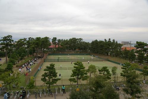 Chigasaki Park Tennis Court