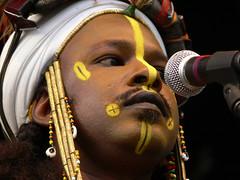 Etran Finatawa (driftlessMedia) Tags: world music sahara festival niger desert madison nomad tuareg wodaabe timbuctou madisonworldmusicfestival