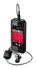 Nokia 5800 XpressMusic pictures