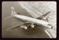 Douglas C-118 Liftmaster (twm1340) Tags: vintage aircraft military transport cargo douglas usaf liftmaster c118