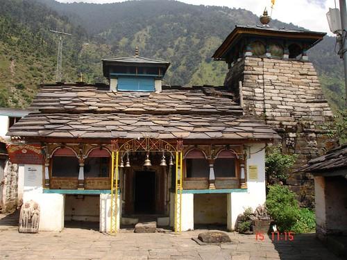 Temple at Ransi
