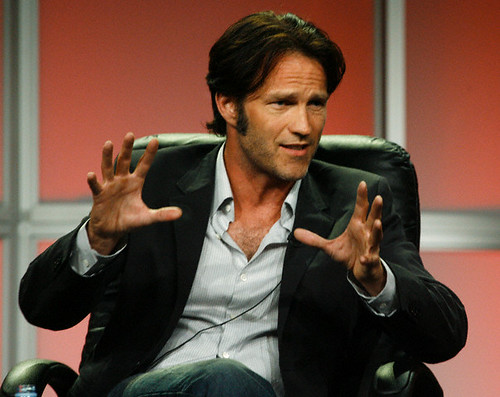 stephen moyer as bill the vampire true blood by clemato.