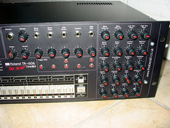 Roland TR-606 The Beast Prototype