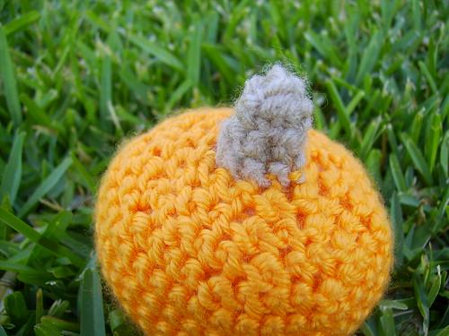 Haloween Amigurumi - Pumpkin
