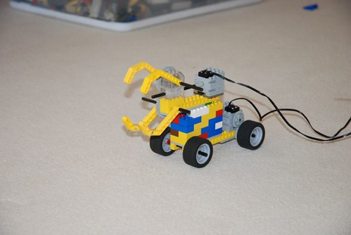 Lego engineering