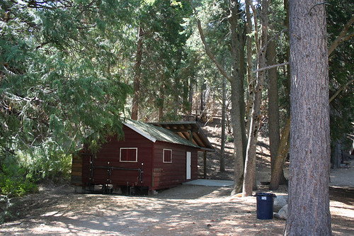 At Lake Arrowhead Scout Camps