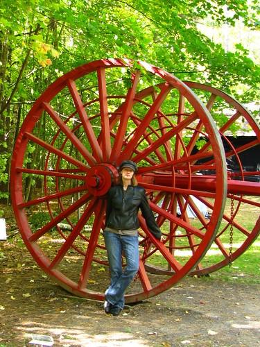 Big Wheel and me