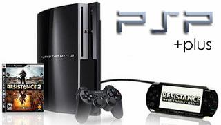 Dual Shock 3 для Sony PSP