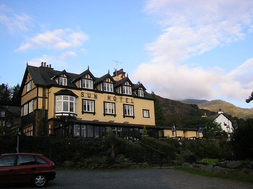 Sun Hotel Coniston