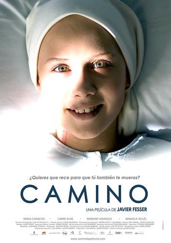 Poster Camino Javier Fesser
