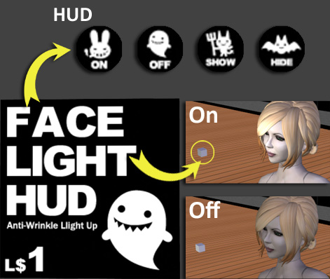 Face Light by Usagi