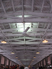 City Market - ceiling