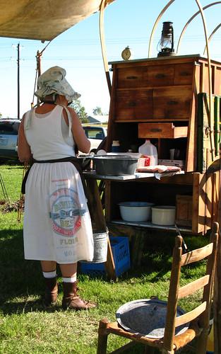 ror flour skirt