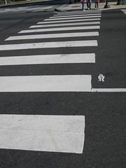 Crosswalk Near Logan Square (sameold2010) Tags: street city philadelphia graffiti franklin ben pennsylvania centercity stickman center pa parkway penn philly benjamin crosswalk benfranklin benfranklinparkway pennslyvania phila stikman benjaminfranklinparkway sticman