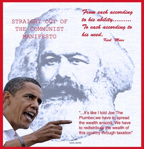 Obama marxist