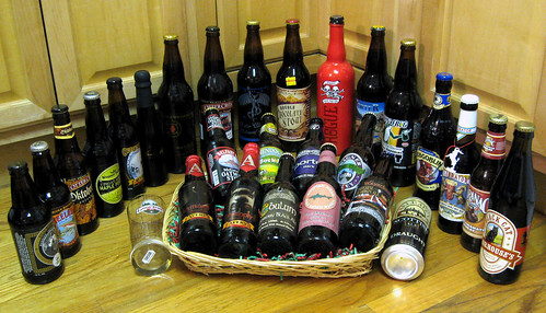 Halftime Stash - Post Rhinebeck 2008