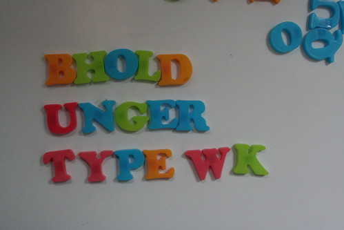 BHOLD UNGER TYPE WK