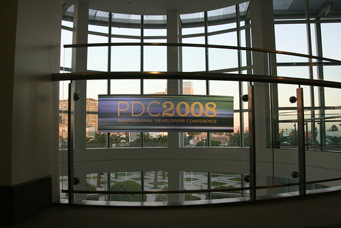 Professional Developers Conference 2008