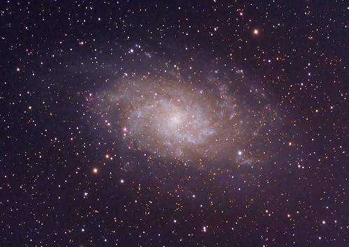 The Triangulum Galaxy and The Soul Nebula | North Essex ...