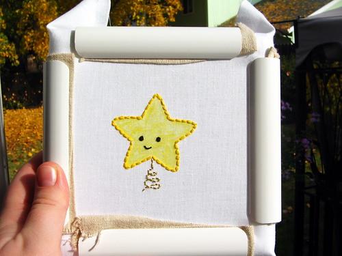 star, outside :)
