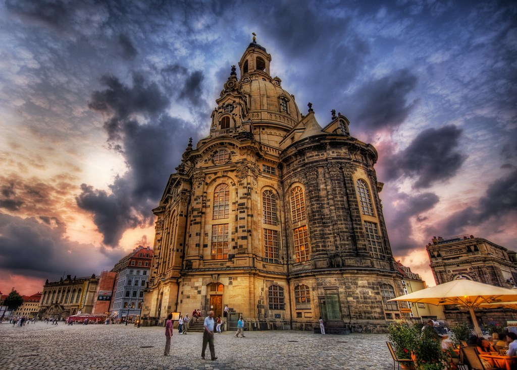 Beautiful Photography Part - 28: The Bombing Of Dresden