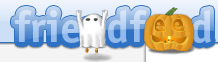 FriendFeed Halloween