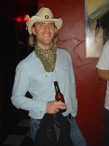 Portland Halloween 2008-Bonfire Lounge