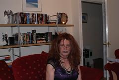 Am Feelin Hot (Talia Monique) Tags: cross gothic goth culture dressing tranny heels gothicculture