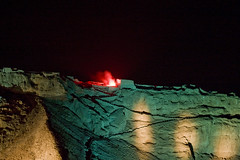 Masada Sound and Light show the wall fireמצדה (A   M) Tags: show travel light sea mer rock wall analog de dead fire la israel mar meer desert top plateau den performance el an unesco morte sound tuesday desierto isreal fortress dem zona isolated zone rael wüste judea zu désert מצדה muerto metzada toten israël 이스라엘 אור יהודה шоу jüdisch anzeigen מופע bereich מדבר אתר audiovisuales judée new7wonders החומות שריפת audiovisuelle אונסקו מדברי חזיון וקול 땅에 מורשת metzuda masadawal100400 עולמית audiovisulal аудиовизуальной יוספוס פלבייוס 포트 fromמצודה 山据点