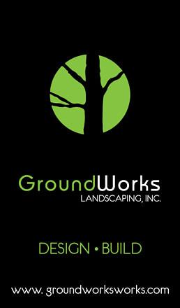 Groundworks Design Logo